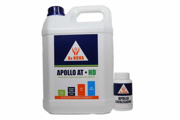 Verniz Apollo AT HD Annova