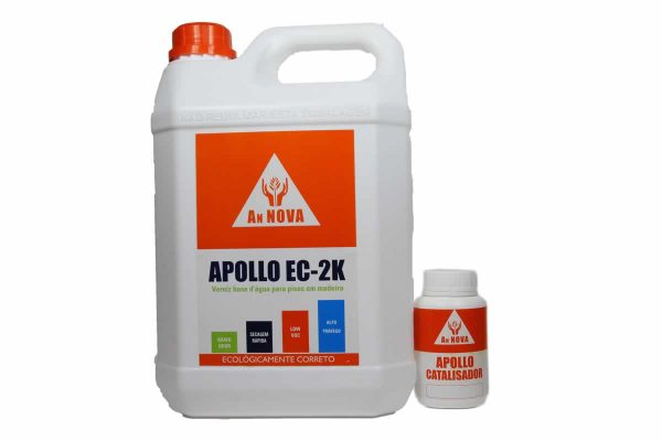 Verniz Apollo Econômico 2K - Annova