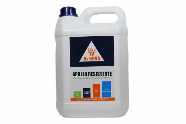 Verniz Apollo Resistente - Annova